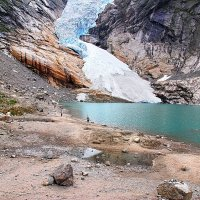 На леднике :: Николай Танаев