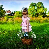 Ромашки для Лерочки. :: Катерина Расторгуева
