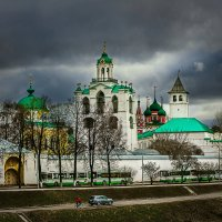 Старый Кремль :: Владимир Голиков