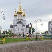 Преображенский храм :: Андрей Купер