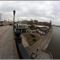 Моя Москва. Пересечение двух дорог... :: Михаил Розенберг