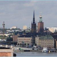 Стокгольм :: Вера