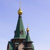 Храм Всех Святых (г. Омск) :: Татьяна ...я только учусь....