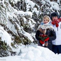 Красивая свадьба в Перми :: Виталий Гребенников
