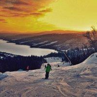 Горнолыжный спуск Швеция. :: Оксана Бойко