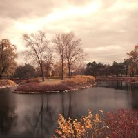 Краски Осени. :: Gene Brumer