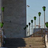 Улица зелёных фонарей :: grovs