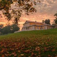 Дворец Петра в Стрельне :: Владимир Колесников