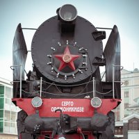 Ожидающий поезда. :: Лариса Кояшова