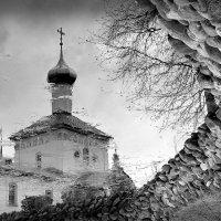 Магия случайного отражения :: Николай Белавин