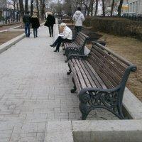 Прогулки по Тверскому Бульвару... :: Алёна Савина
