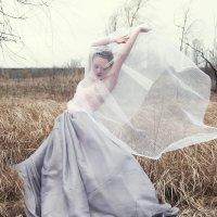 ветер.. :: Алина Лукошкина