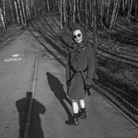 Прогулка в Оккервиле... :: Владимир Питерский