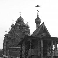 Деревянные церкви Руси... :: Владимир Питерский