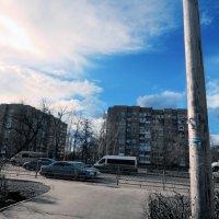 Небо над городом :: Валерий Цуркан