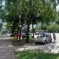 По майской улице пройдусь :: Нина Корешкова