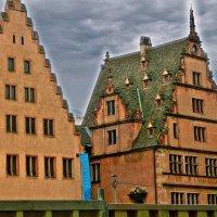 прогулка по Страсбургу :: Александр Корчемный