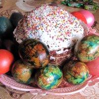 Друзья, со светлым праздником Пасхи вас!!! :: doberman