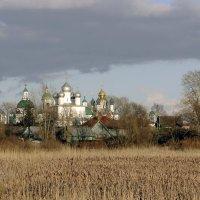 Монастырь. :: Вадим Писарчик