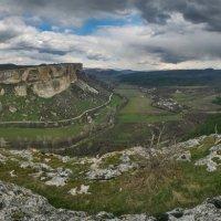 Панорама Качинской долины у Качи-Кальона :: Игорь Кузьмин