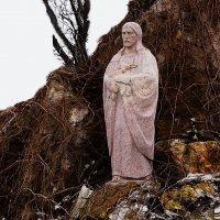 Иисус в пустыне :: Владимир Болдырев