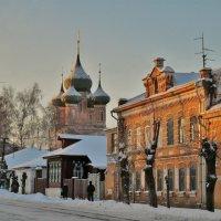 Старые дворы 13 :: Святец Вячеслав