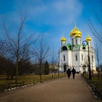 Храм :: Екатерина Климова