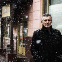 Снегопад :: Мария Телегина