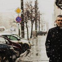 И опять снег в Ижевске :: Мария Телегина