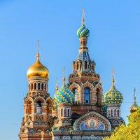 Храм Спаса на Крови :: Александр Неустроев