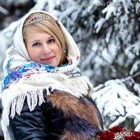 Пермская красивая невеста :: Виталий Гребенников