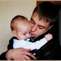 Отец и сын :: Николай Дони