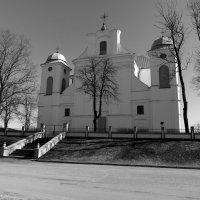 9 апреля, Дагда, костёл (2) :: Юрий Бондер