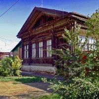 Старинный дом :: petyxov петухов