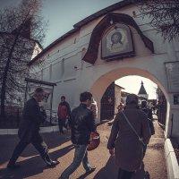 Сам Христос нам даровал этот праздник - Воскресенье… :: Ирина Данилова