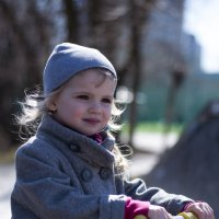 Внучка :: Андрей Крючков