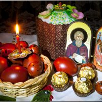 Христос Воскрес! :: Олег Каплун