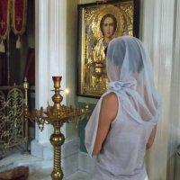 Молитва :: Владимир Ростовский
