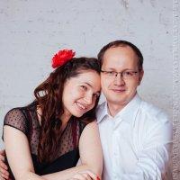 Влада и Михаил :: Ekaterina Usatykh