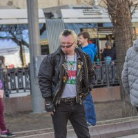 мистер супергерой.. :: Дмитрий Сушкин