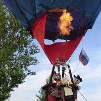 Великие Луки - воздухоплавание... :: Владимир Павлов