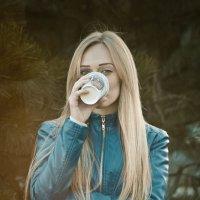 кофе :: Юлия Зайцева