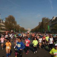 Марафон. Париж 2015 :: Alexey Romanenko