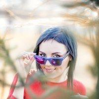 ♥♥♥ Анютка, весенний портрет ... ♥♥♥ :: Alex Lipchansky