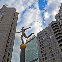 Беги по небу... :: Valeriy(Валерий) Сергиенко