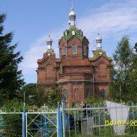 Церковь :: Владимир Лагажан