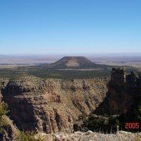 Вулканчик в Гранд-каньоне. :: Владимир Смольников