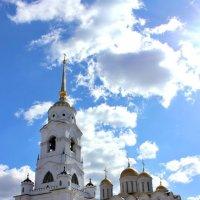 Успенский кафедральный собор, белокаменный :: Наталья Маркелова