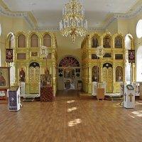 Убранство храма. :: Андрей Синицын