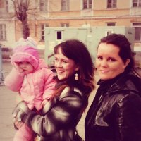 я с дочей и мамой) :: Зоя Шадрина